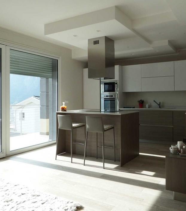 Cucine moderne classiche e di design giovanni conti for Arredamento cucine milano