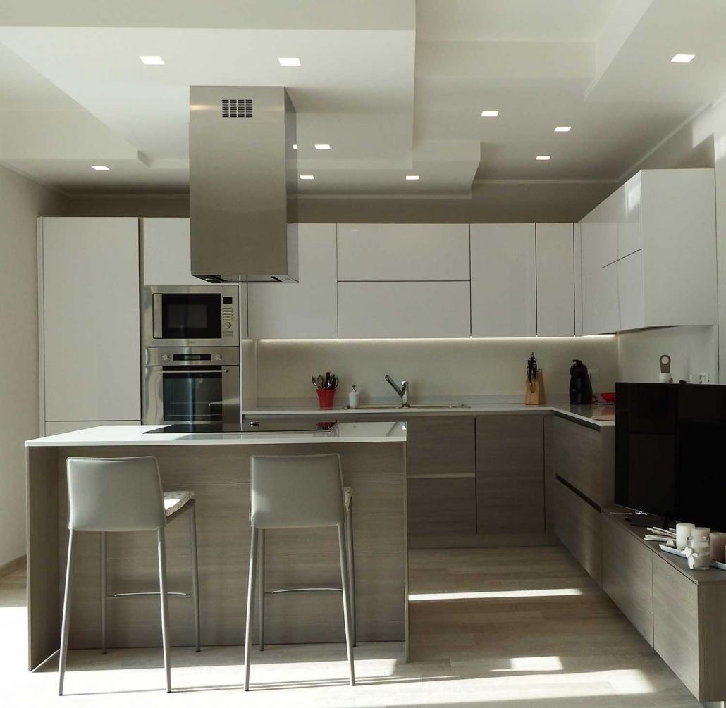 Cucine moderne, classiche e di design | Giovanni Conti ...