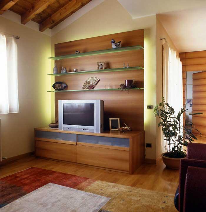 Soggiorni e salotti su misura | Giovanni Conti Interior Design
