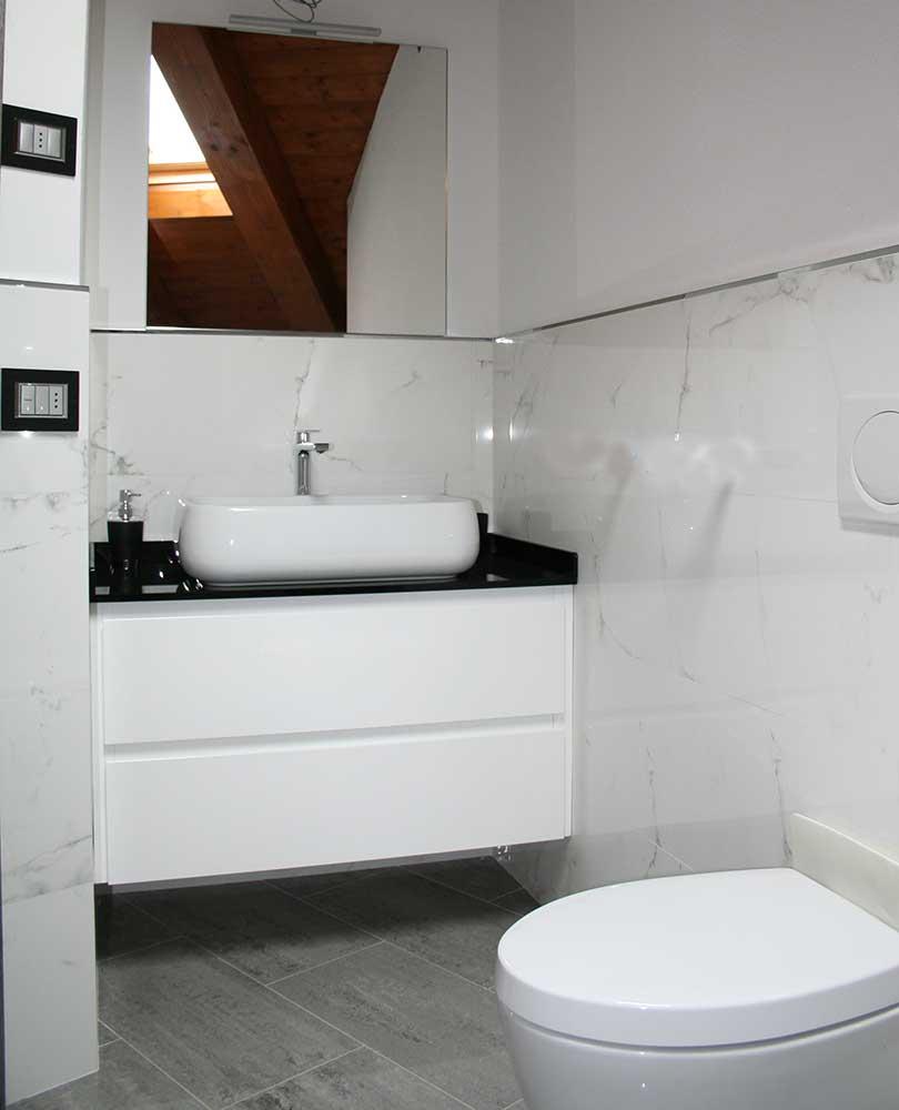 Arredo bagno calssico e moderno giovanni conti interior for Siti di interior design