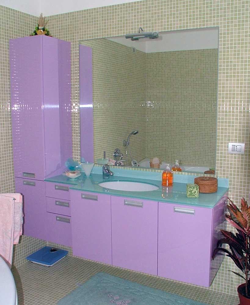 Arredo bagno calssico e moderno | Giovanni Conti Interior Design