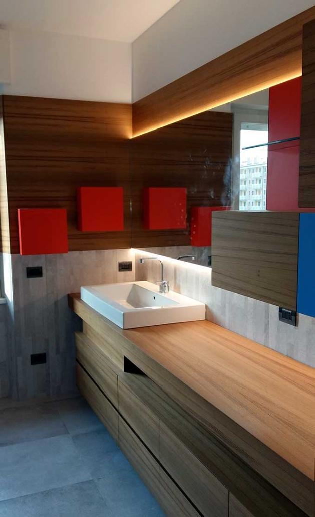 Arredo bagno e bagni su misura calssici e moderni   Conti Interior ...