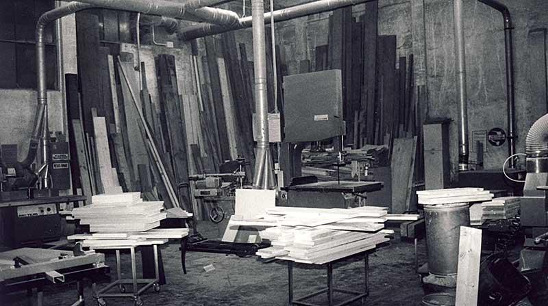 Progettazione e produzione mobili e arredamento su misura