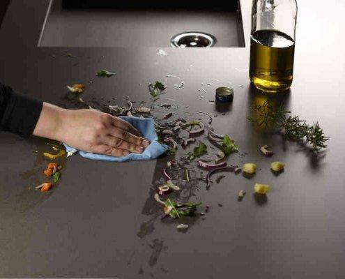 Qual'è il miglior materiale per il piano cucina