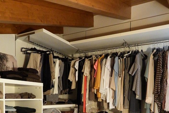 Cabine armadio su misura a Lecco, Como, Monza, Milano e Sondrio