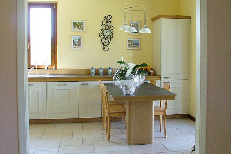 Cucina angolare su misura a Lecco, Como, Monza, Milano e Sondrio