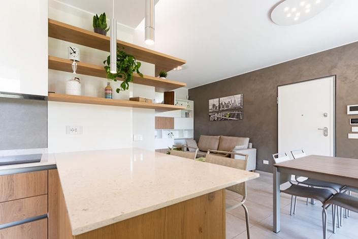 Cucina Top in Silestone a Lecco, Como, Monza, Milano e Sondrio